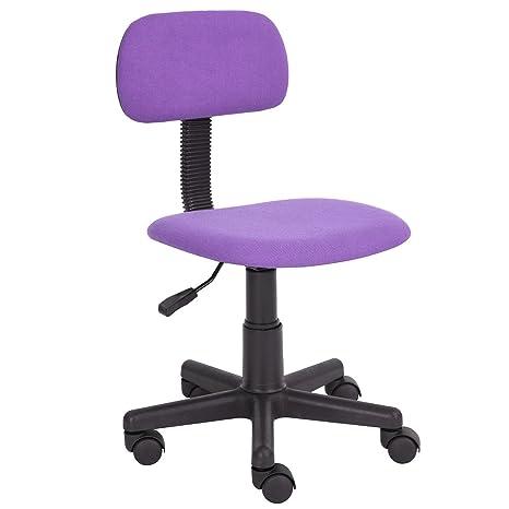 FurnitureR - Sedia da scrivania, per lavorare al computer in casa e ...