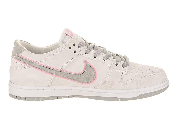 finest selection 72e3b aa16a Nike SB Zoom Dunk Low Pro Ishod WAIR Men s Skateboarding Shoes (11.0, White Perfect  Pink-Flat Silver)  Amazon.ca  Shoes   Handbags
