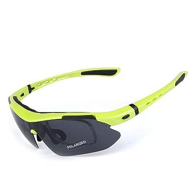Daesar Gafas de Trabajo y Seguridad Gafas de Sol Amarillo ...