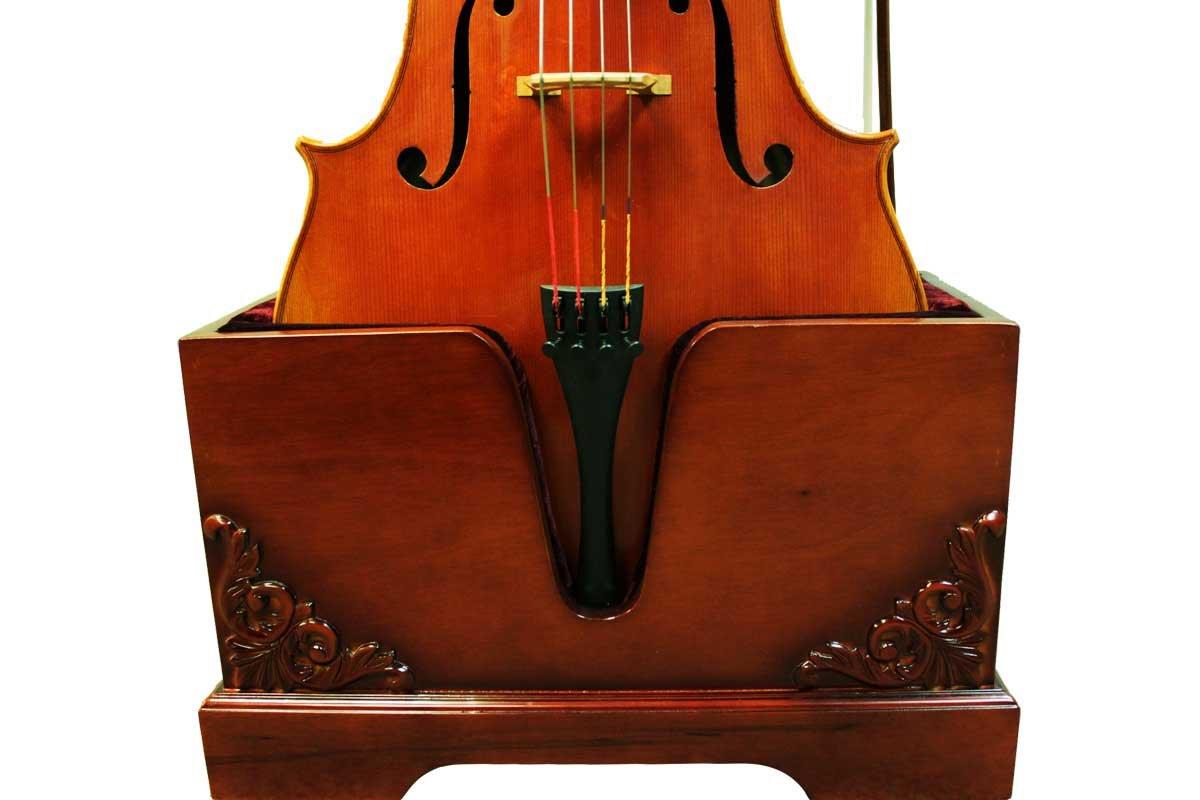 Christino Artist Wooden Cello Stand