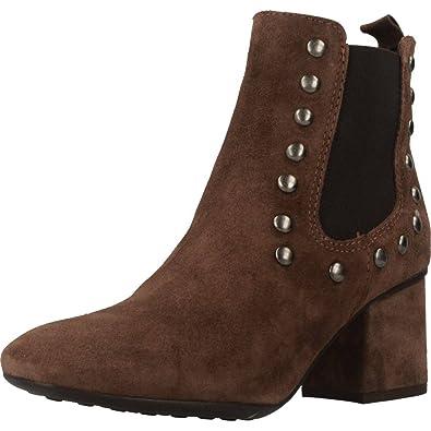 rebajas(mk) mejor calidad varios colores Zapatos Mujer Botas Botines Alpe 3365 Marron 40: Amazon.es ...