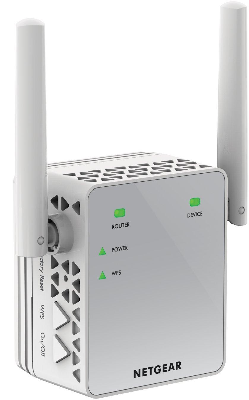 NETGEAR AC750 WiFi Range Extender (EX3700-100CNS): Amazon.ca ...