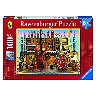 Ravensburger Colin Thompson Music Castle 100pz