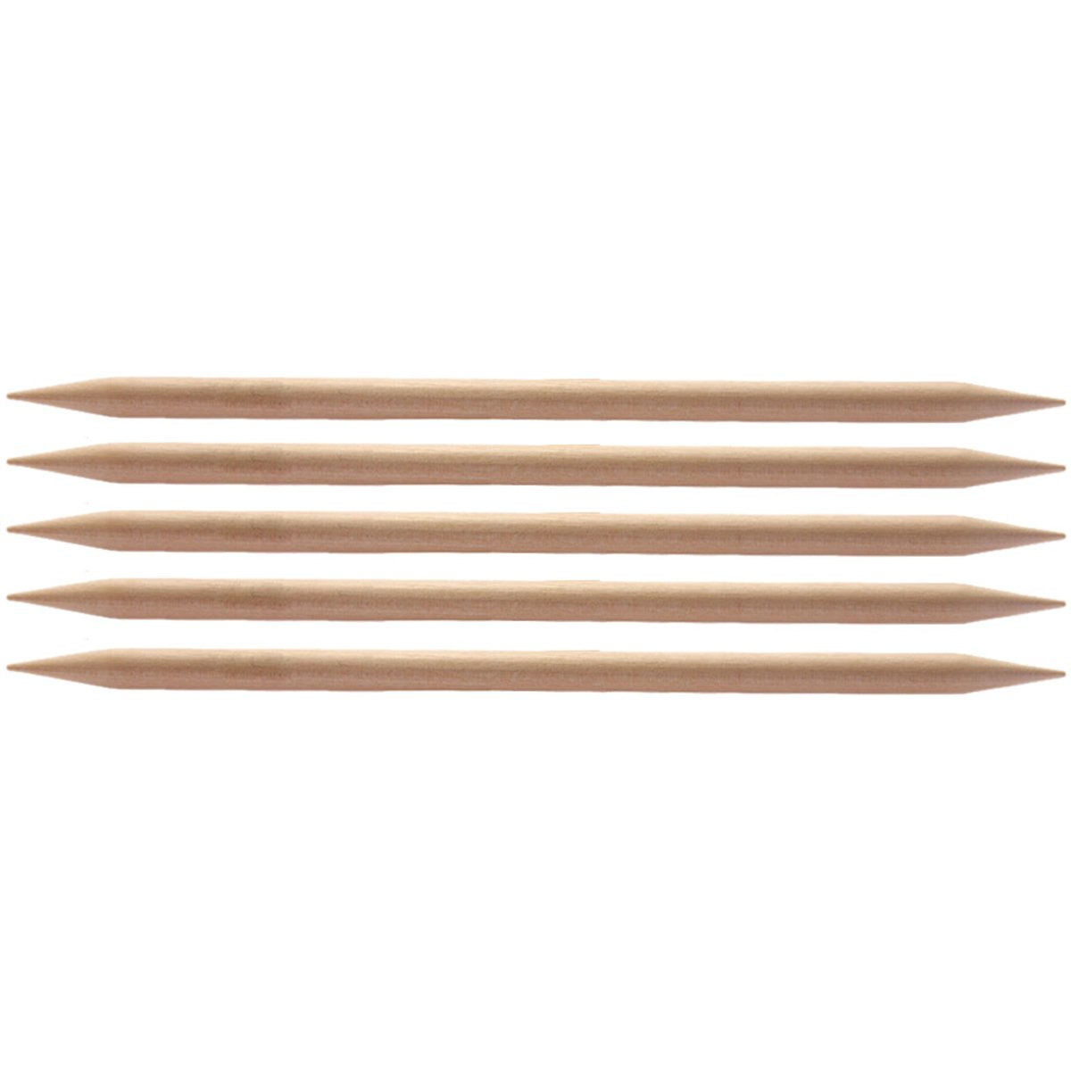 8 Knitters Pride KP400104 17//12mm Basix Double Pointed Needles
