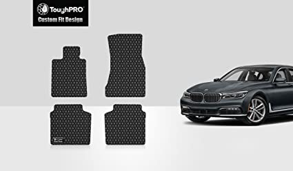 Amazon Com Toughpro Bmw 750li Floor Mats Set All Weather Heavy