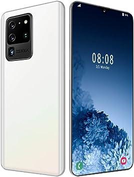 Teléfono móvil, S30U + Smartphone SIM Teléfonos Android Gratis Desbloqueado 6.7 Pulgadas Waterdrop Pantalla Completa 4800mAh Batería 13MP + 24MP Cámaras Dual SIM Teléfono Android 10.0: Amazon.es: Electrónica