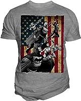 Changes Mens Dc Comics New 52 Graphic T-Shirt