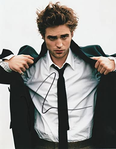 ROBERT PATTINSON SIGNED 8X10 PHOTO TWILIGHT AUTOGRAPH EDWARD CULLEN COA F  at Amazon s Entertainment Collectibles Store 74ae946d9b01