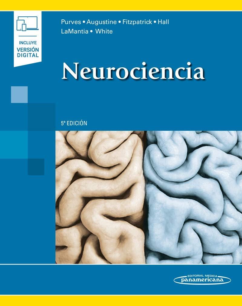 Libro de Neurociencia de Purves