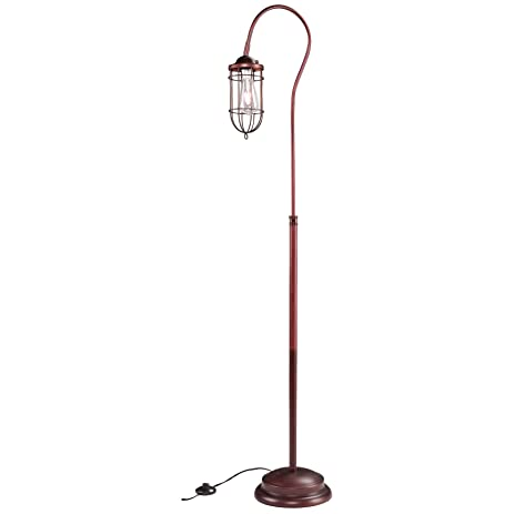Terrance Floor Lamp Edison Bulb - - Amazon.com