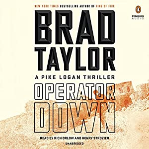 Operator Down Audiobook