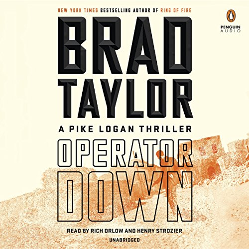 Operator Down: A Pike Logan Thriller, Book 12 cover