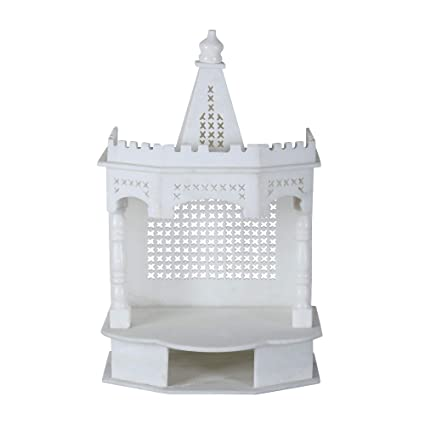 Buy Unique Marble Atrs White Marble Temple For New Home Puja Place