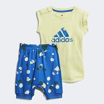 adidas I St Sum Sportanzug Chándal Infantil, Bebé-Niños: Amazon.es: Deportes y aire libre