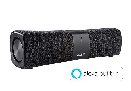 ASUS スマートスピーカー搭載 メッシュ Wi-Fi ルーター AC2200 トライバンド【alexa built-in製品】Lyra Voice