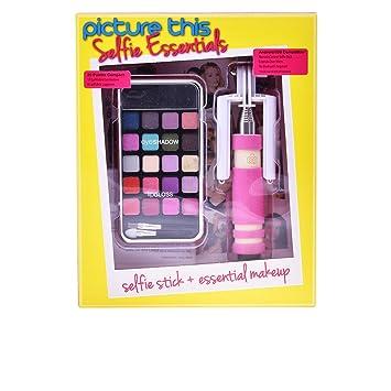 Amazon.com: Markwins Estuche de Maquillaje para Selfies + ...