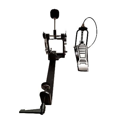 Extreme cajón Pedal Pedal Universal a cable ajustable para cualquier cajón o Percusión bloqueo de tornillo
