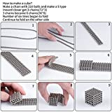 ATESSON Magnetic Sculpture Balls Intellectual