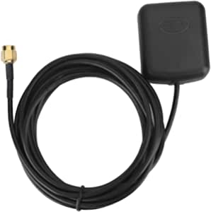 Antena GPS, 3 metros/9,8 pies Antena GPS para coche Conector ...