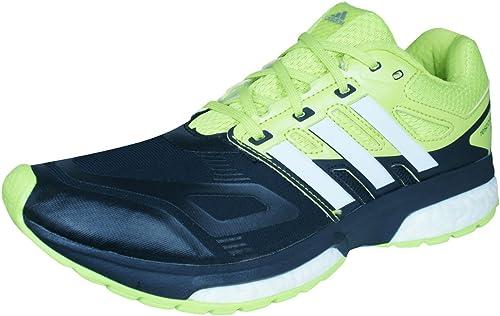 adidas Response Boost Techfit M, Chaussures de Running Homme, Noir