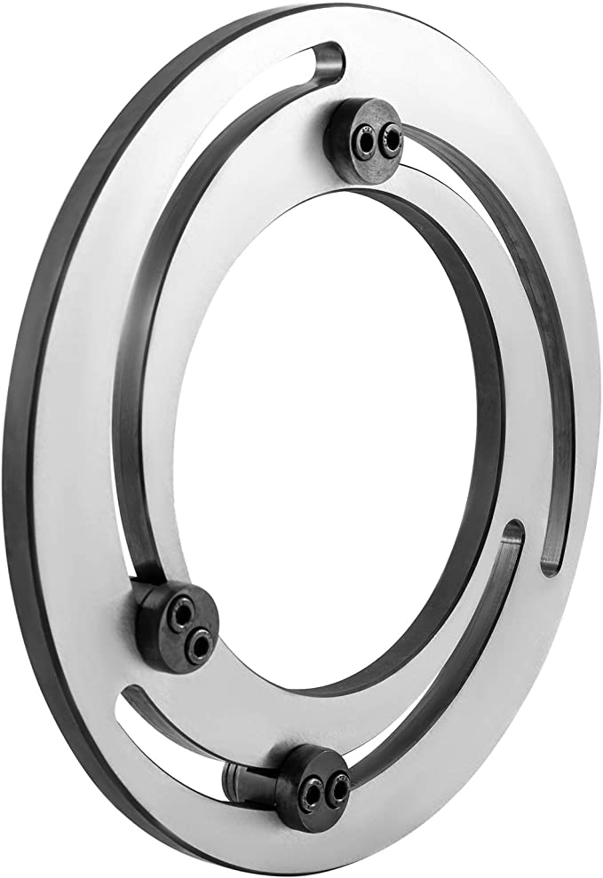 """6/"""" Jaw Boring Ring for CNC Lathe Chuck Top Jaws Bore Soft Jaw Hardened Steel"""