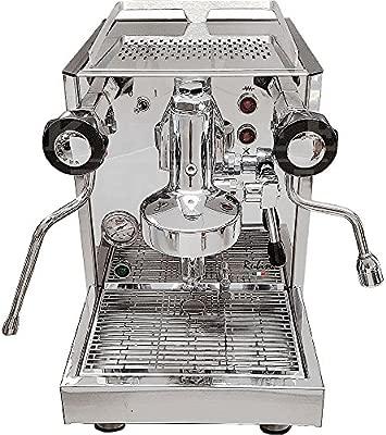 quickmill Cassiopea Rubino Nero 0981 portafiltros Cafetera expreso ...