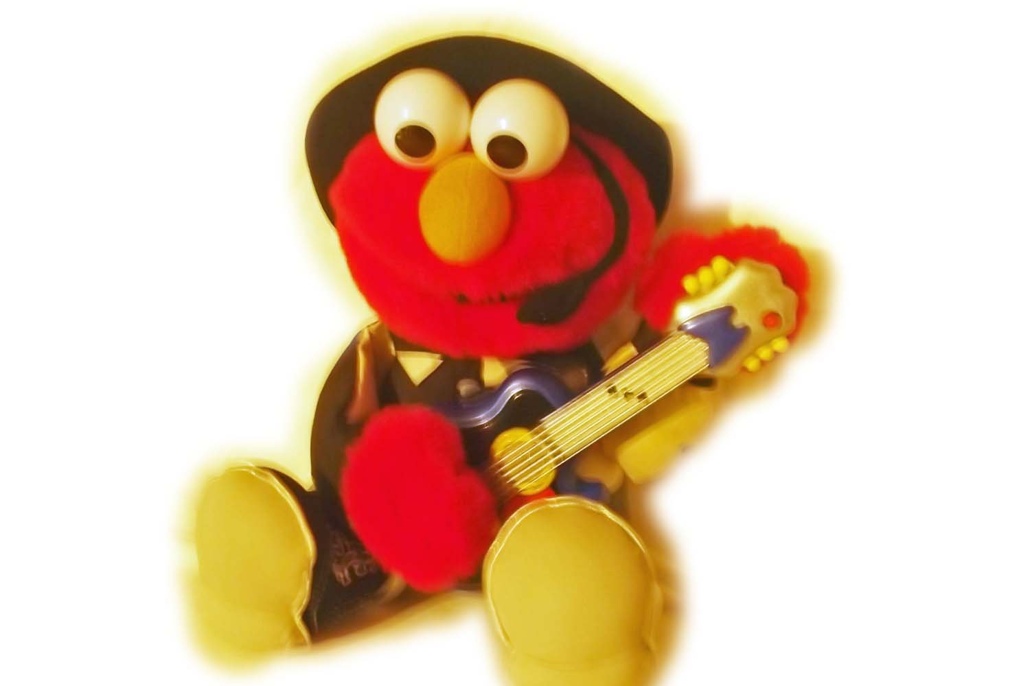 Country Singing Elmo by Fisher Price