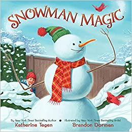 Image result for snowman magic