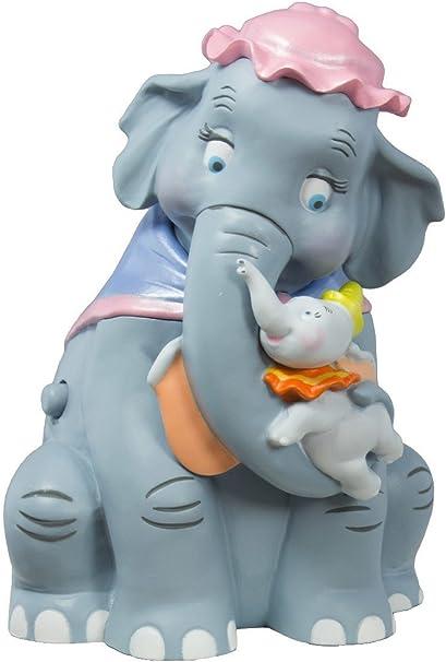 """Gros-grain Dumbo éléphant disneyyellow avec étoiles ruban 22 mm 7//8/"""""""