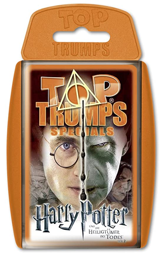 Desconocido Winning Moves 61298 Top Trumps: Harry Potter ...