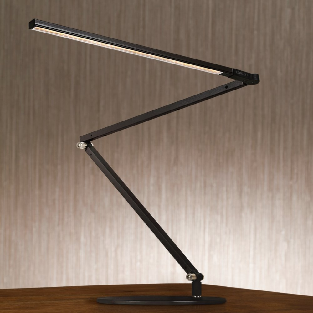 Gen 3 z bar daylight led desk lamp black with touch dimmer gen 3 z bar daylight led desk lamp black with touch dimmer amazon aloadofball Choice Image