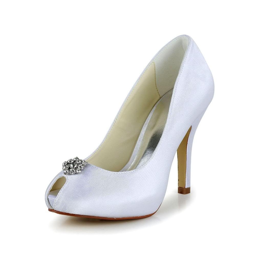 Jia Jia Blanc Wedding 37054 chaussures de mariée Jia mariage Wedding Escarpins pour femme Blanc 49e60ca - latesttechnology.space