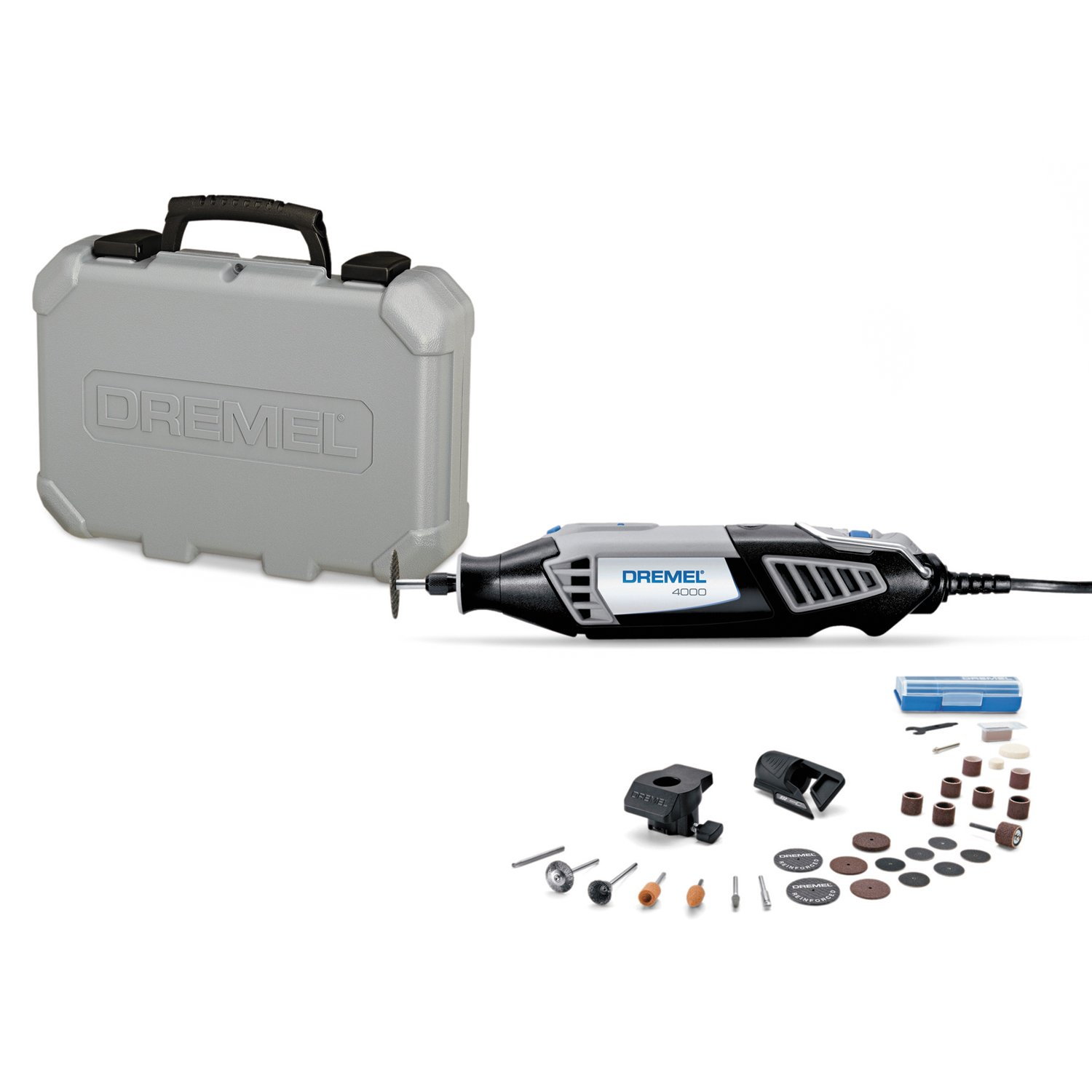 Dremel 4000-2/30 4000 Series Rt Storage Case