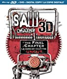 Saw: The Final Chapter 3D [3D Blu-ray + DVD + Digital Copy]