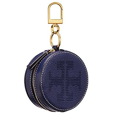 f7125e58c1a5 Image Unavailable. Image not available for. Color  Tory Burch Pouch Key  Perforated Logo ...