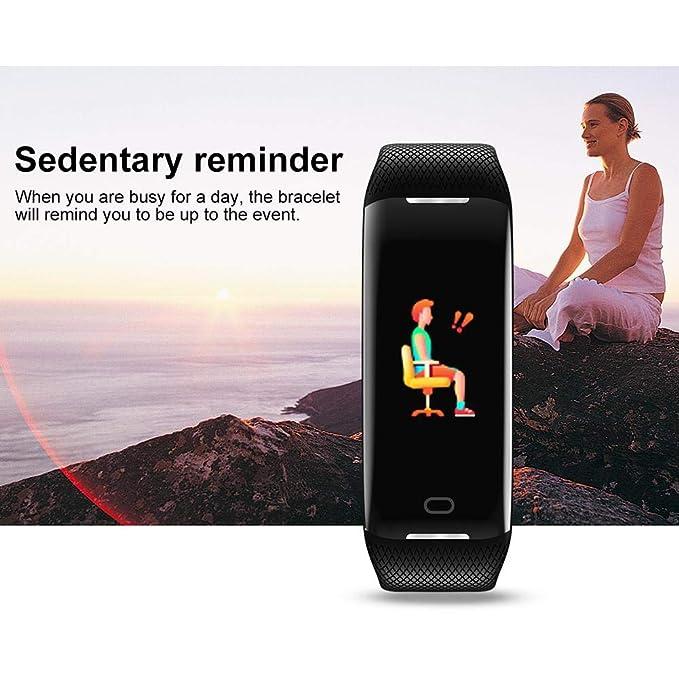 Amazon.com : iBaste_S Newest Smart Bracelet, Color Screen ...