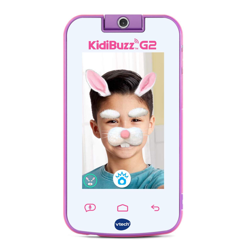 VTech KidiBuzz G2 Kids/' Electronics Smart Device with KidiConnect Black
