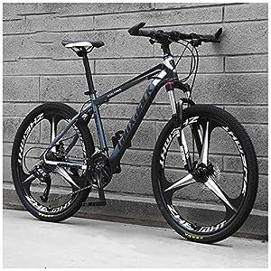 61AvPv odbL. SS300 26 Pollici 21 velocità, Bicicletta, Adulto Bicicletta MTB, Bicicletta Mountain Bike, Biciclette, Doppio Freno A Disco…