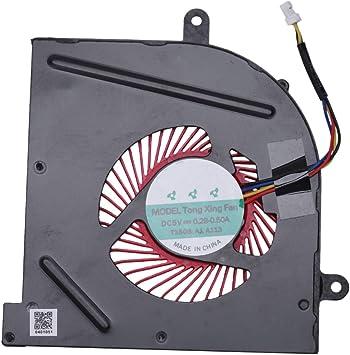 WOVELOT Ventilador De Enfriamiento De La CPU del Ordenador ...