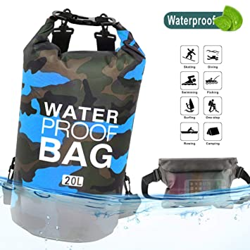 Amazon.com: Idefair - Mochila flotante con bolsa de cintura ...