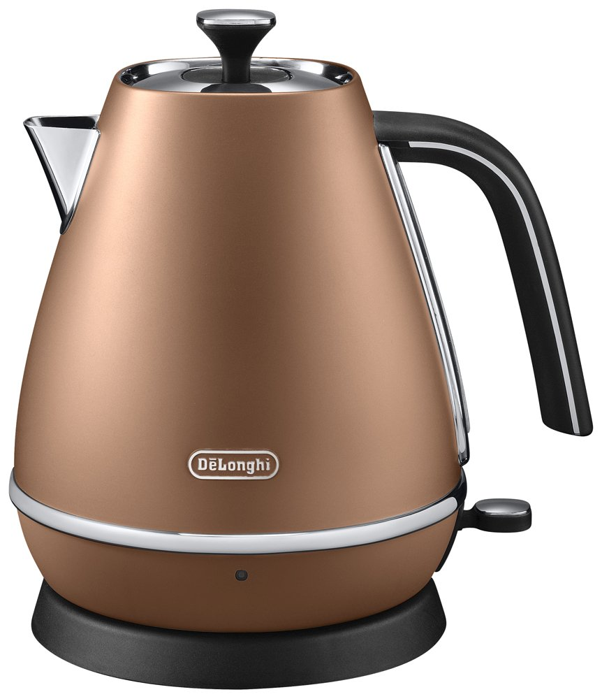 DeLonghi Distinta collection Electric kettle KBI1200J (Style Copper)