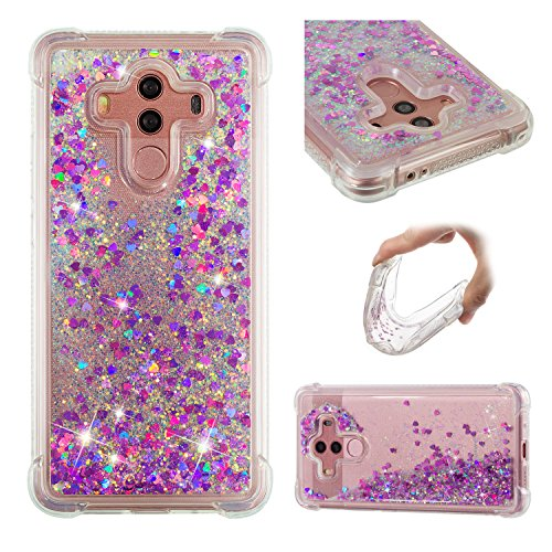 Cellphones & Telecommunications Glitter Dynamic Sand Liquid Case For Huawei Honor V10 V9 Mate 10 P10 Plus Back Cover Case For Huawei Honor 9 Lite P10 Phone Case Firm In Structure Rhinestone Cases