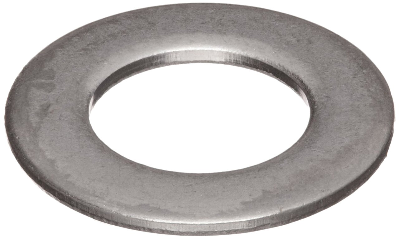 PACK OF 100 Round Shape Meets Spec NAS620 0.468 OD 1//4 Hole Size 0.059-0.067 Thick, 18-8 Stainless Steel MIL-SPEC Flat Washer USA Made 0.255 ID
