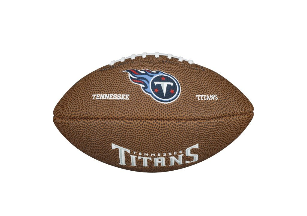 Wilson Tennessee Titans NFL Mini American Football WTF1533IDTN