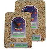 Volkman Avian Science Lovebird – Conure 4lb (2) Pack For Sale