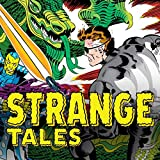 img - for Strange Tales (1951-1968) (Issues) (48 Book Series) book / textbook / text book