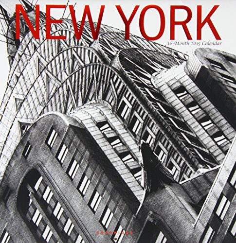 wall calendar new york 2015 - 4