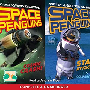 Space Penguins Audiobook