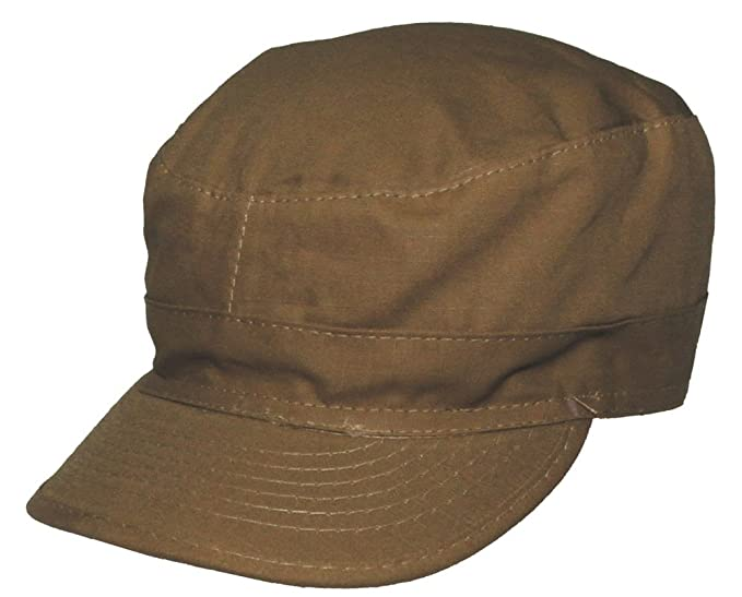 90b866fde3f MFH Men s Ripstop BDU Field Cap Coyote Tan at Amazon Men s Clothing ...