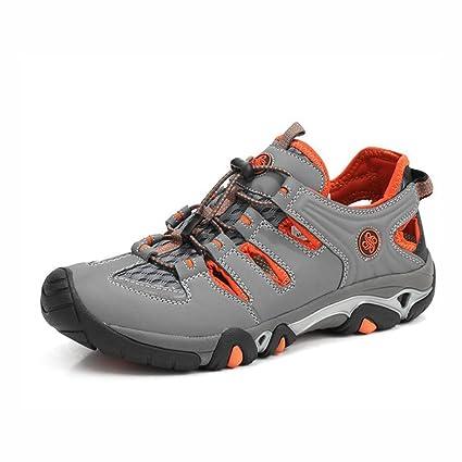 283e85dec160 Amazon.com : YaXuan Outdoor Hiking Shoes, Summer Wading Upstream ...